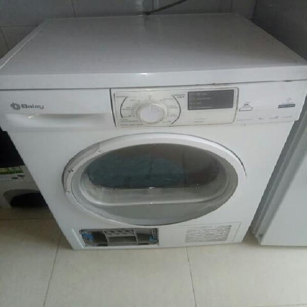 Secadora condensacion balay 8 kg
