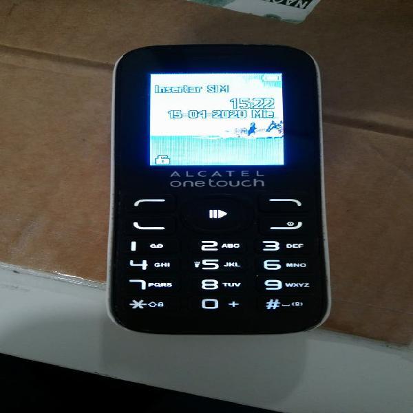 Teléfono móvil alcatel onetouch