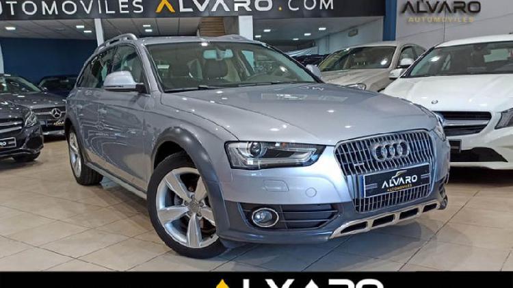 Audi a4 allroad quattro 2.0tdi cd 150