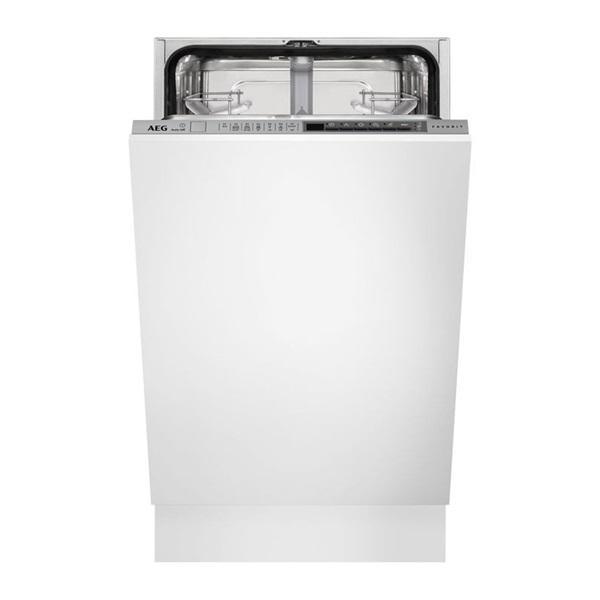 Aeg fse63400p - lavavajillas integrable 45cm clase a+++ 9