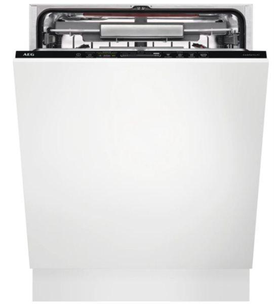 Aeg fse83807p - lavavajillas integrable 60 cm 13 servicios