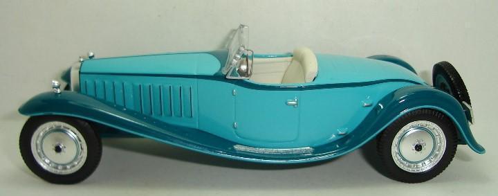 Bugatti royale esders altaya escala 1:43 (con defecto)