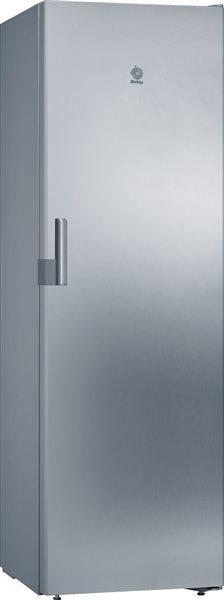 Balay 3gfb640me - congelador 1 puerta acero mate de 186 x 60
