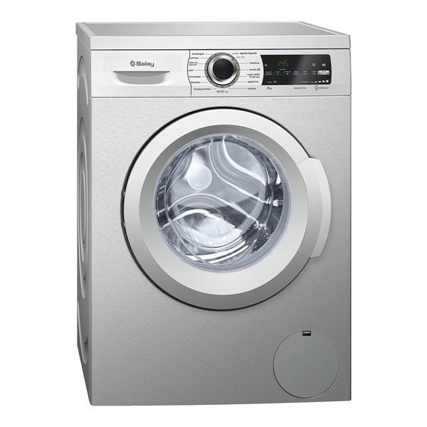 Balay 3ts986xt - lavadora clase a+++ -30% acero inox 8kg