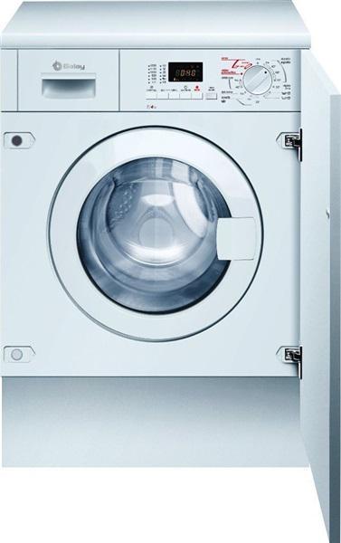 Balay 3tw776b - lavadora-secadora integrable 7/4 kg 1200 rpm