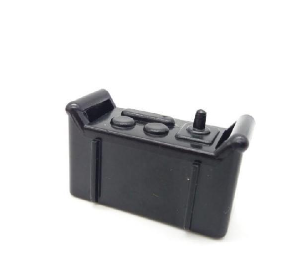 Batería negra, referencia rally 3524, referencia