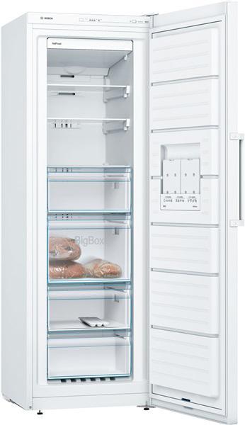 Bosch gsn33vw3p - congelador vertical a++ de 176x60cm side