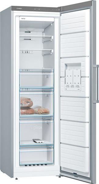 Bosch gsn36vi3p - congelador vertical inox antihuellas a++