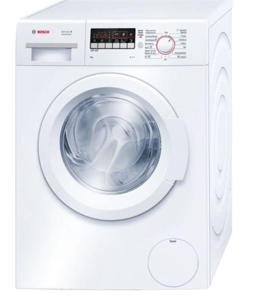 Bosch wak24278ee - lavadora 8kg 1.200rpm clase a+++ display