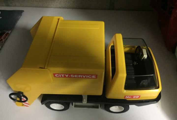 Camion de basura playmobil referencia 3470