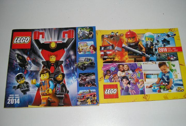 Catalogo catalogo lego 2014 - 2019