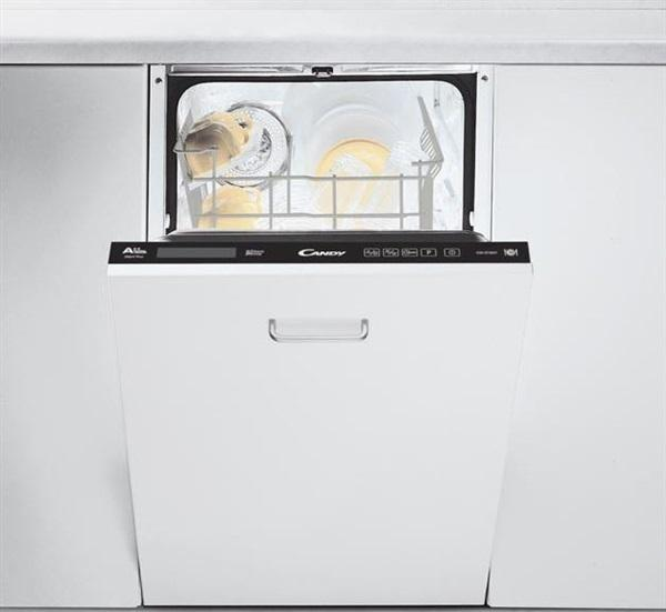 Candy cdi 1l949 - lavavajillas integrable de 45cm clase a+ 9