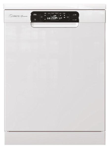 Candy cdpmn 4s620pw - lavavajillas blanco de 16 servicios