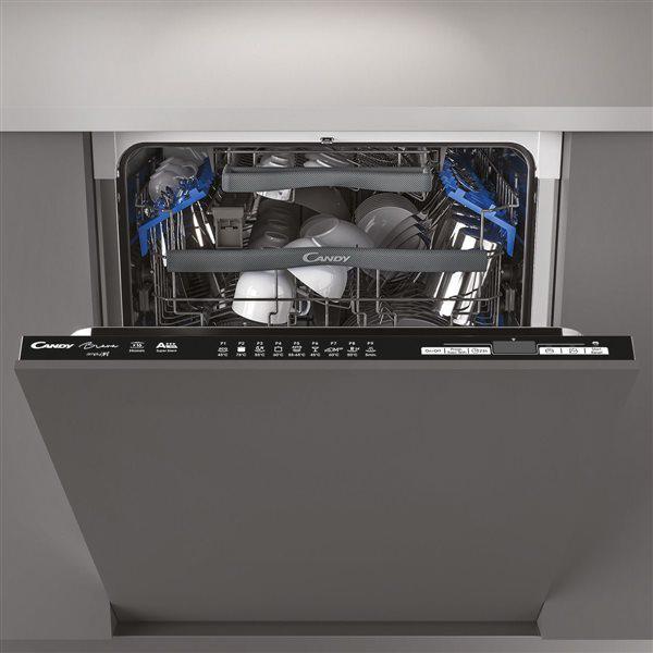 Candy celdimn 4d622pb - lavavajillas integrable 16 servicios