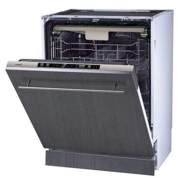 Cata 07200001 - lavavajillas integrable lvi 60012 12