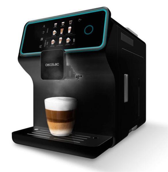 Cecotec 01592 - cafetera automática power matic-ccino 9000