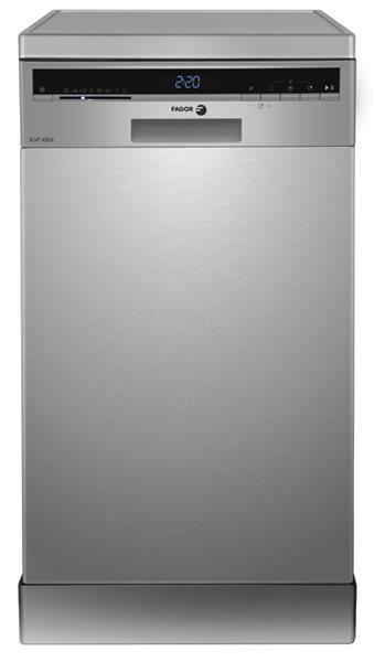 Fagor 3lvf-435x - lavavajillas de 45cm inox a++ 47db secado