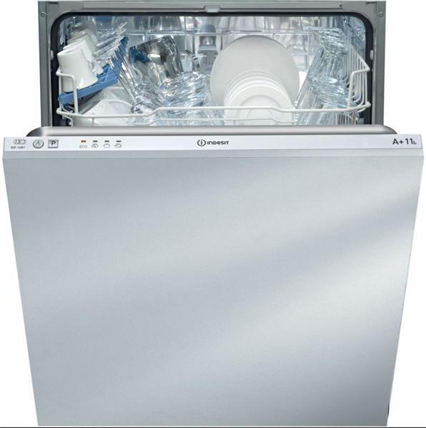 Indesit dif14b1eu - lavavajillas integrado 60 cm 13