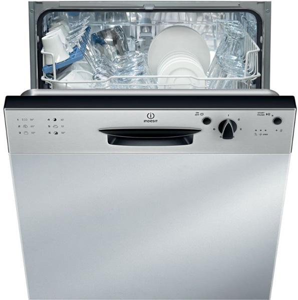 Indesit dpg16b1anxeu - lavavajillas semi-integrado 60 cm 13