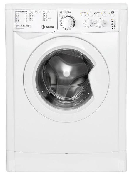 Indesit ewc 81483 w eu - lavadora mytime 8kg 1400rpm clase