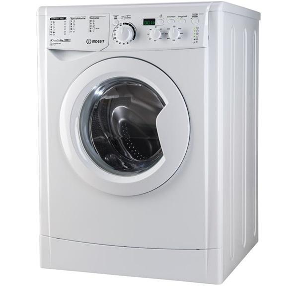 Indesit ewd61052weu - lavadora carga frontal 6kg 1000 rpm