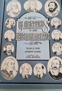 Libro los científicos y sus descubrimientos