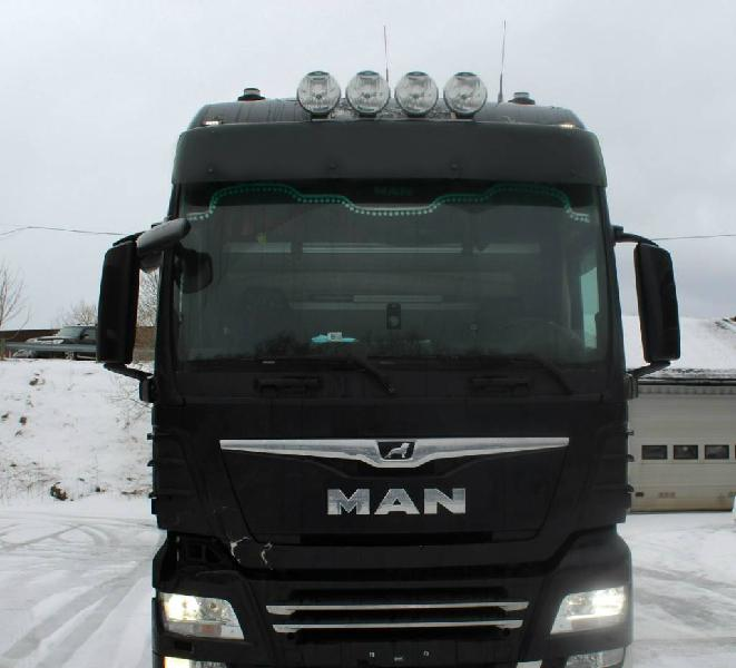 Man tgx28.500 tractor unit en venta
