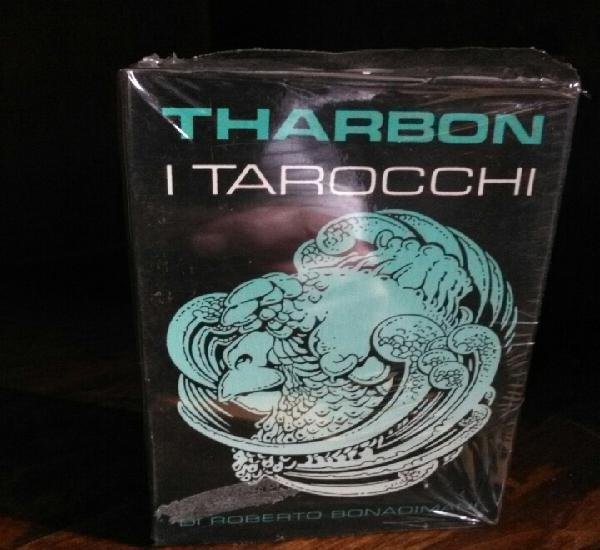 Muy difícil. tarot tharbon. roberto bonadimani edición