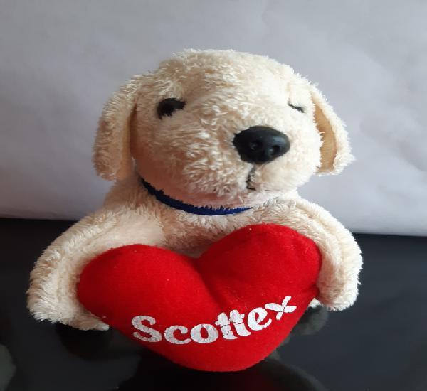 Peluche - perro scottex