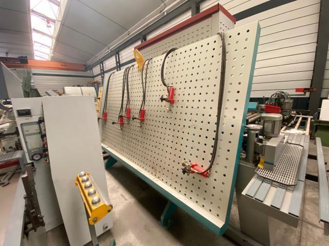 Prensa armar muebles, puertas y modulos. maquinaria madera
