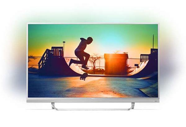 Philips 49pus6482 - televisor 4k ultraplano android tv con