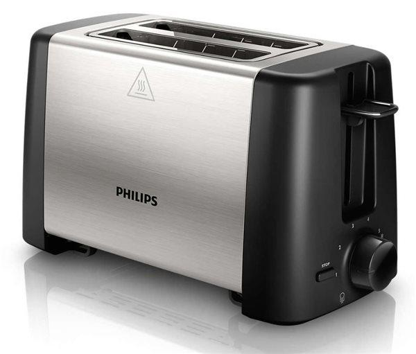 Philips hd482590 - tostador compacto daily collection 800w