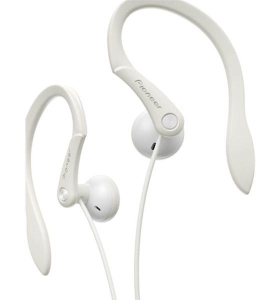 Pioneer see511w - auriculares deportivos de clip color