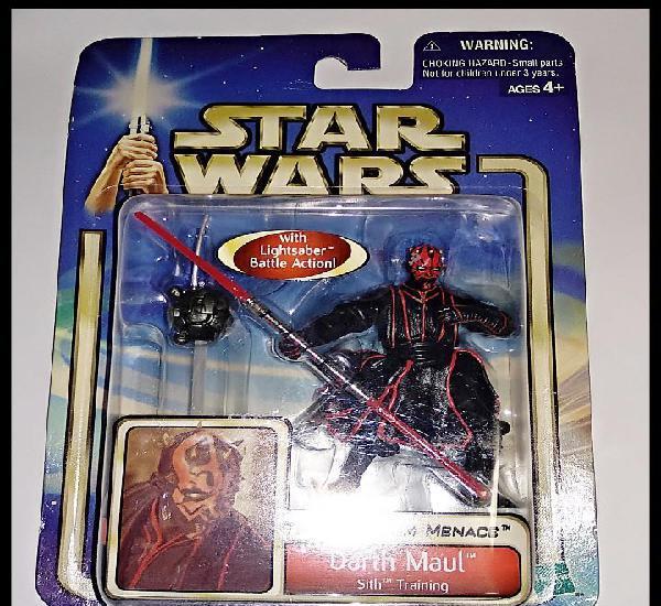 Star wars # darth maul # attack of the clones - nuevo en su
