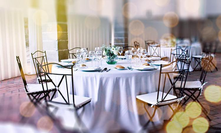 Servicios para bodas. organización y decoración