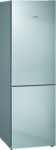Siemens kg36nvida - frigorífico iq300 de 186x60cm inox