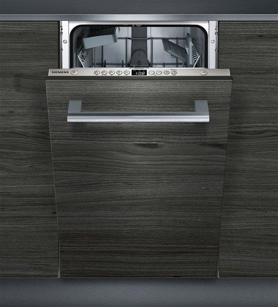 Siemens sr635x04ie - lavavajillas integrable 45 cm a++ 9