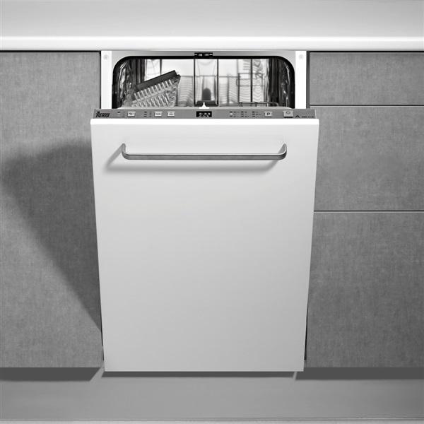 Teka 40782145 - lavavajillas integrable dw8 41fi 45cm 10
