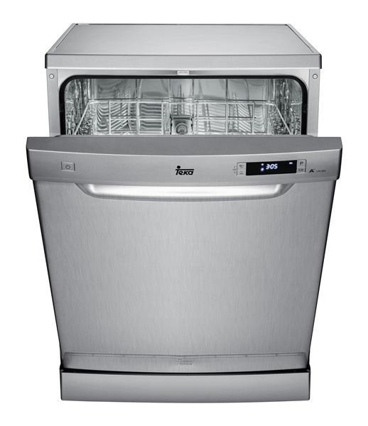 Teka 40782360 - lavavajillas lp8 820 60cm 12 cubiertos inox