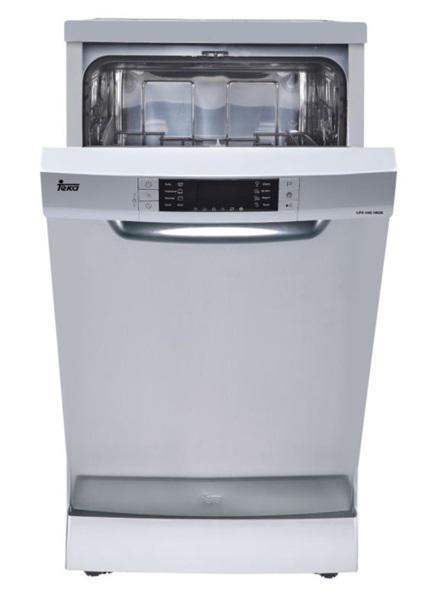 Teka lp9 440 - lavavajillas de 45cm 10 cubiertos acero inox