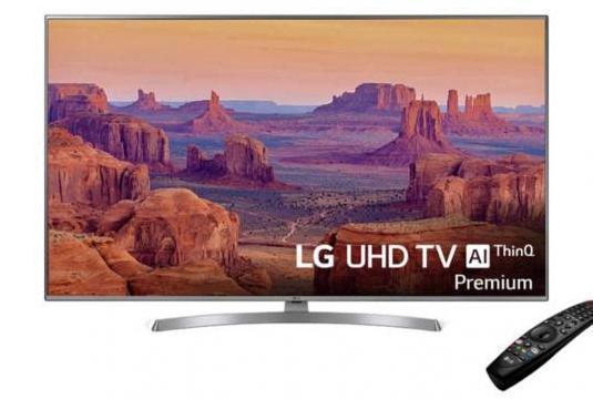Tv led lg 55uk7550 ihd ips premium eci