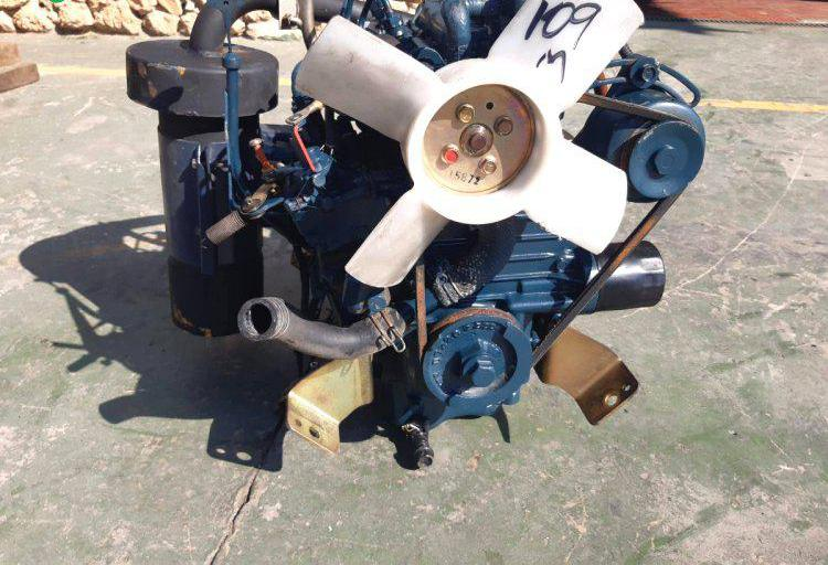 Venta de motor kubota d662 en valencia