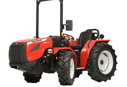 Venta de tractor agria 9070 en murcia