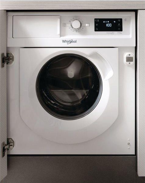Whirlpool bi wdwg 75125 eu - lavasecadora integrable 7/5kg
