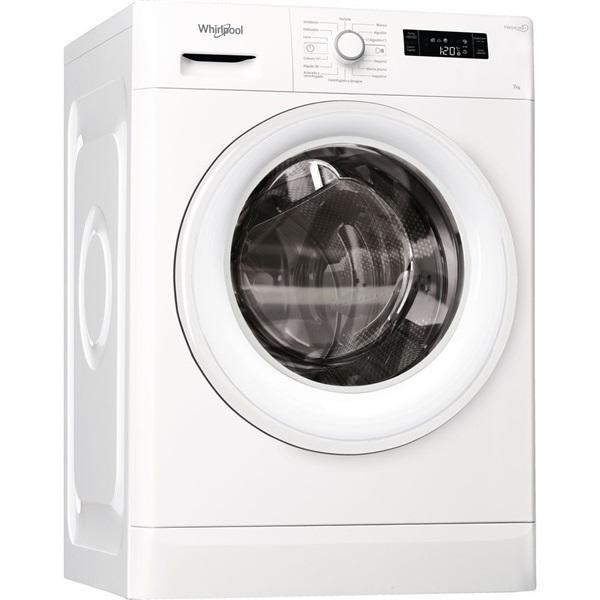 Whirlpool fwf71253wsp - lavadora 7kg 1200 rpm 60cm clase