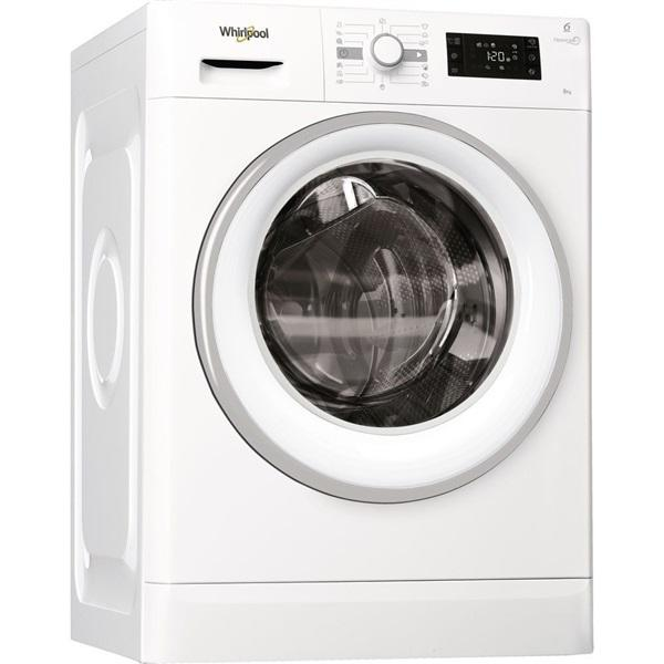 Whirlpool fwg81496wseu - lavadora 8kg 1400 rpm 60cm clase