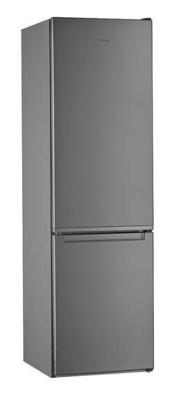 Whirlpool w7 921i ox - frigorífico combi de 201x60 cm inox