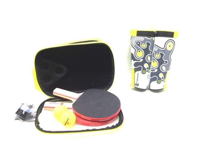 Accesorios ping pong artengo set rollnet