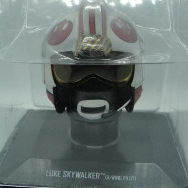 Casco de coleccion star wars luke skywalker