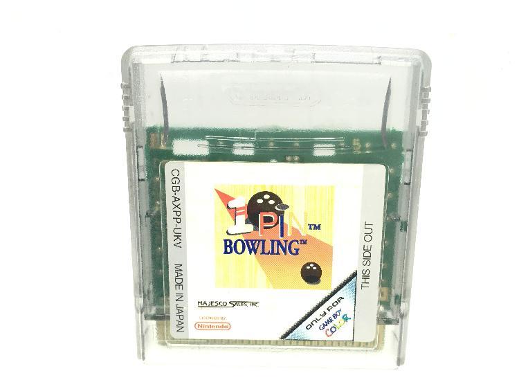 Coleccionismo vintage nintendo 1 pin bowling gbc